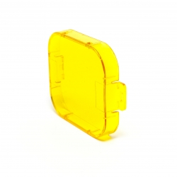 Yellow filter for GoPro HERO3