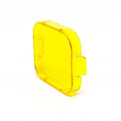 Желтый фильтр для GoPro HERO3 (желтый, вид справа)