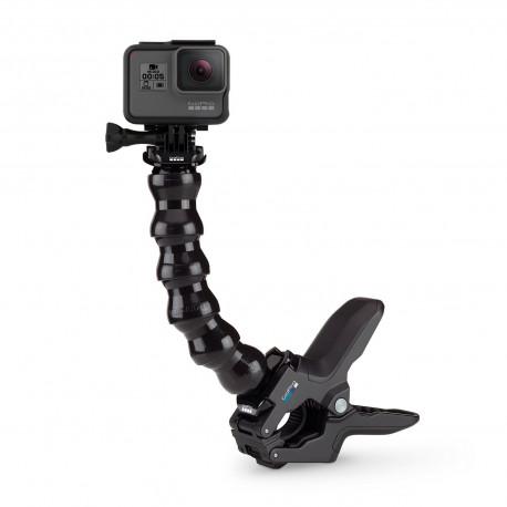 Кріплення зажим GoPro Jaws Flex Clamp (застосування)