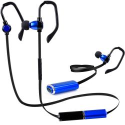 Беспроводная спортивная гарнитура со сменными батареями KONCEN X17 (синий)