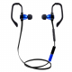 Wireless sport headset with replaceble batteries KONCEN X26