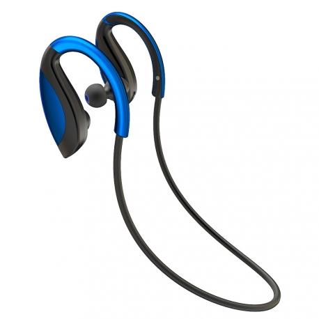 Беспроводные спортивные наушники для бега KONCEN X26 (голубой)