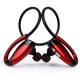 Беспроводные спортивные наушники для бега KONCEN X26 (красный, кнопки)