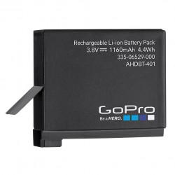 Оригинальный аккумулятор GoPro HERO4 (передний план)