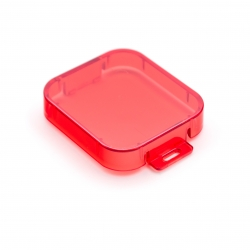 Red filter for GoPro HERO5 Black