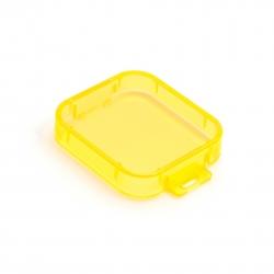 Желтый фильтр для GoPro HERO5 Black (крупный план)