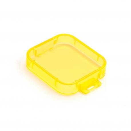 Жовтий фільтр для GoPro HERO5 Black (вигляд зверху)