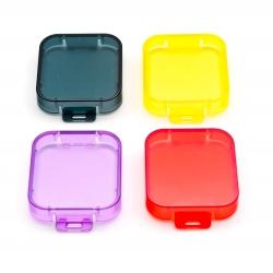 Набор фильтров для GoPro HERO5 Black (полный) (четыре цвета)