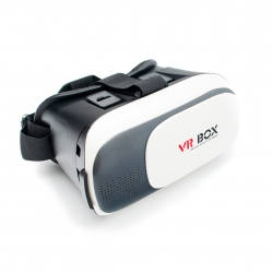 Окуляри віртуальної реальності VR BOX II (вигляд зліва)