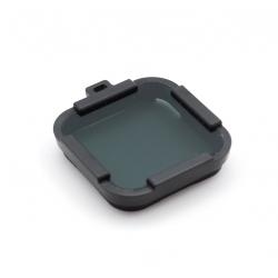 Нейтральный подводный фильтр для GoPro HERO Session (крупный план)