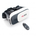 Virtual reality glasses VR BOX II with joystick