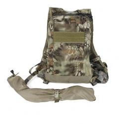 Рюкзак со штангой для GoPro (вид сзади)