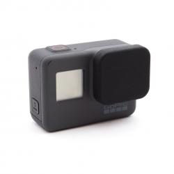 Силиконовая защита для линзы GoPro HERO5 Black (применение)