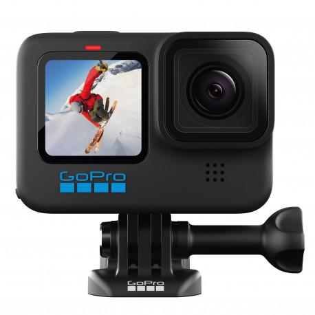 Экшн-камера GoPro HERO10 Black, главный вид