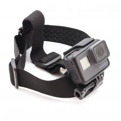 Head strap for GoPro