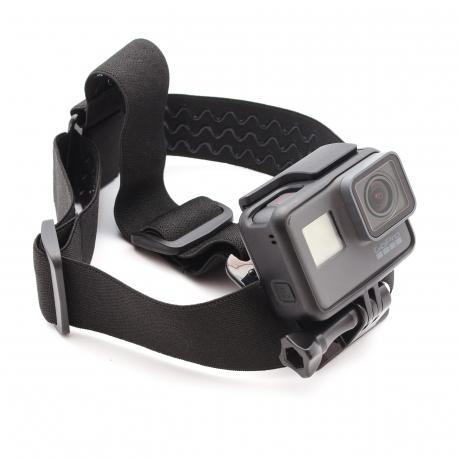 Крепление для GoPro на голову (крупный план)