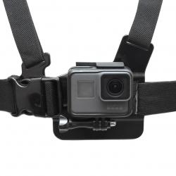 Крепление для GoPro на грудь (черный)