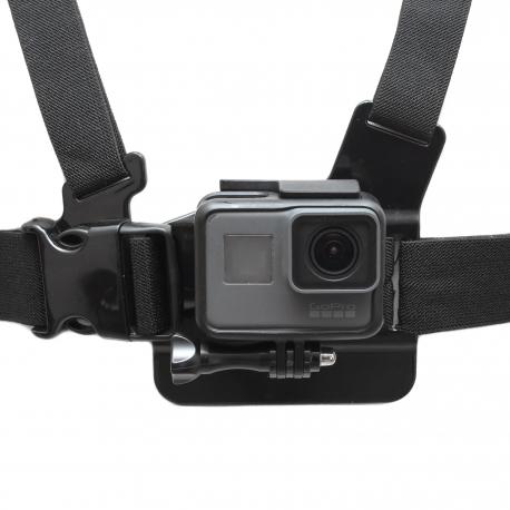 Кріплення для GoPro на груди (з камерою)