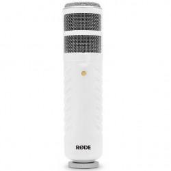 Студийный кардиодный микрофон RODE Podcaster MKII с USB подключением