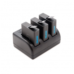 Telesin battery charger for GoPro HERO5