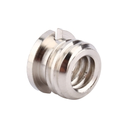 "Male 3/8"" to female 1/4"" adapter"