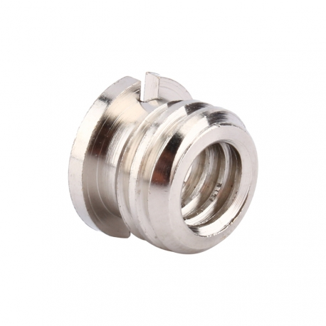 """Male 3/8"""" to female 1/4"""" adapter"""