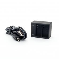 Зарядное устройство USB для GoPro HERO3 (крупный план)