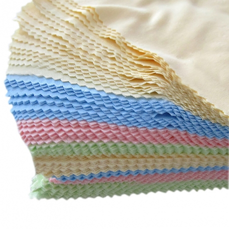 Lens-cleaning cloth