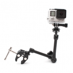Magic Arm mount for GoPro