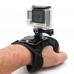 Fixed hand mount for GoPro