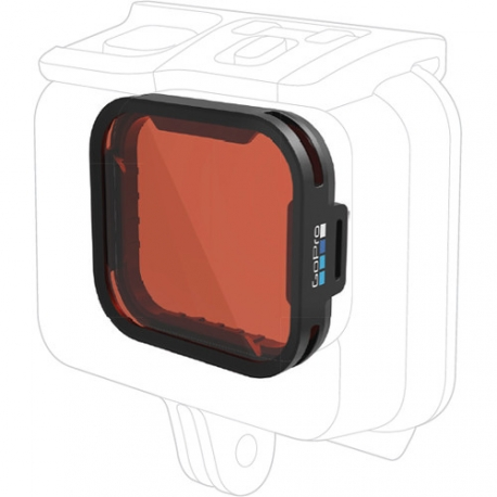 GoPro Red Dive Filter for HERO5 Black Super Suit