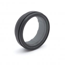 Защитная линза для GoPro (вид сбоку)