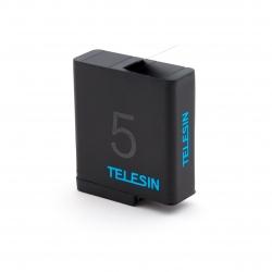Аккумулятор Telesin для GoPro HERO5 (GP-BRT-501) (крупный план)