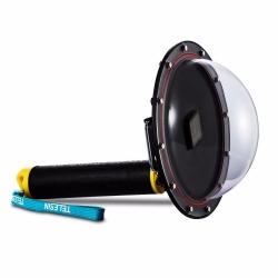 Подводный купол для GoPro HERO5 Black - Telesin Dome Port