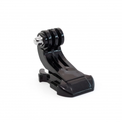 Vertical J-Hook buckle for GoPro