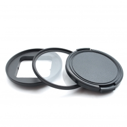 58 mm filter adapter with UV filter for GoPro Session