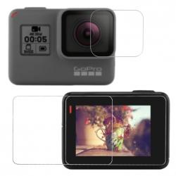 Захисна плівка для лінзи і дисплея GoPro HERO5 Black