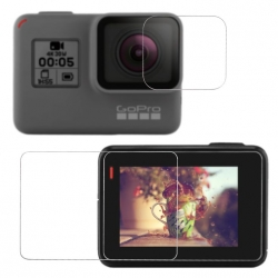 Защитная пленка для линзы и дисплея GoPro HERO5 Black