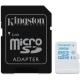 Memory Card Kingston microSDHC 32 Gb Action UHS-I U3 (R90, W45)