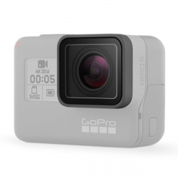 Захисне скло лінзи GoPro HERO6 та HERO5 Black Cover Lens Replacement