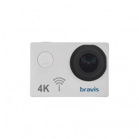 Action Camera Bravis A3 White