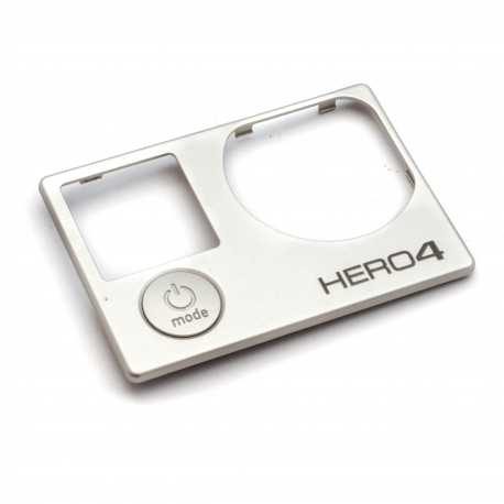 GoPro HERO4 faceplate front cover with button