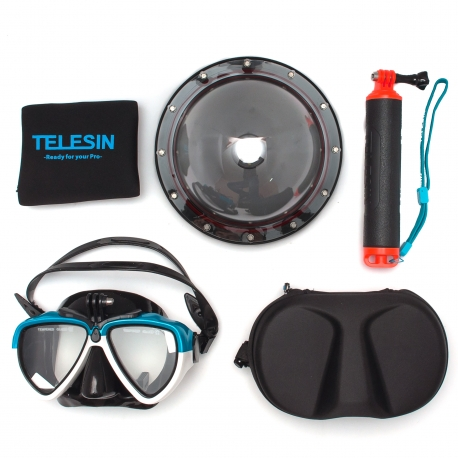 Diving and snorkeling kit for GoPro HERO4