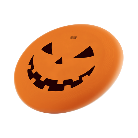 Frisbee Gotcha! Pumpkin