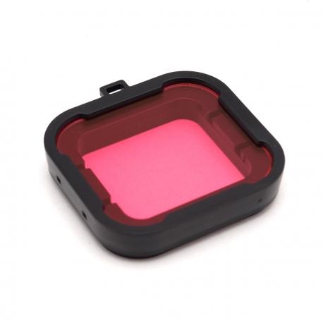 Рожевий підводний фільтр для Standard корпуса GoPro HERO4