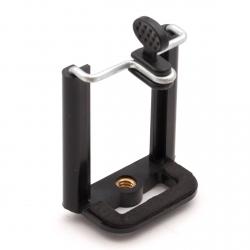 Phone monopod mount