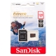 Memory card SanDisk Extreme MicroSDXC UHS-I 128GB for Action Cameras U3 600x