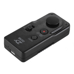 Wireless remote control board with mount for Zhiyun