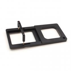 Universal Smartphone gimbal to GoPro adapter