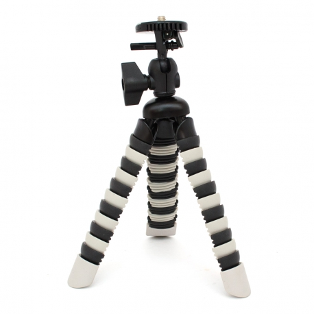 Desktop tripod for cameras and phones